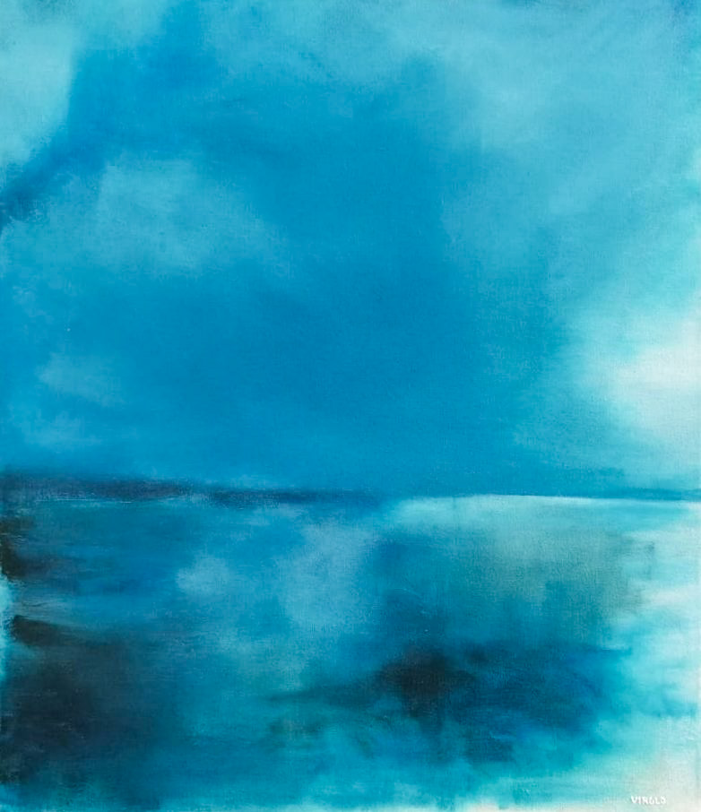 Blue Night Bay